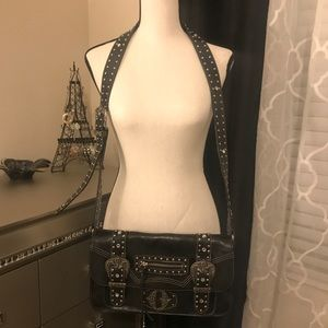 GUC Guess Leather purse